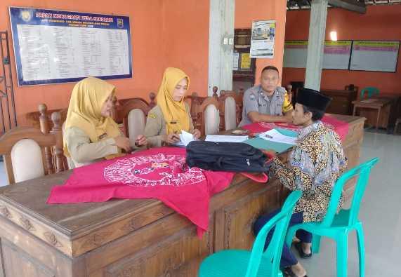 Hari ini, Desa Sukodadi Resmi Buka Pendaftaran Bakal Calon Kepala Desa