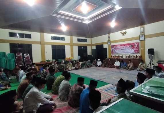 Malam Tasyakuran HUT RI Ke 76 Desa Sukodadi